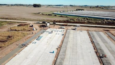Photo of Avances de la obra del Mercado y Polo Agroganadero